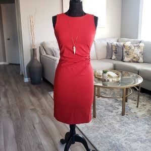 Kenneth Cole Red Dress! Excellent Conditon!